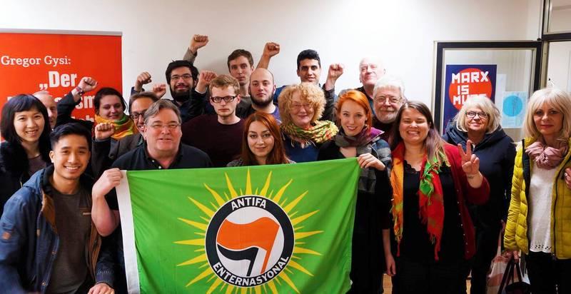 Für Menschenrechte und Demokratie in der Türkei