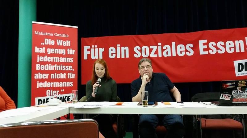 """Essener LINKE: """"Erfolgreicher erster Kreisparteitag"""""""