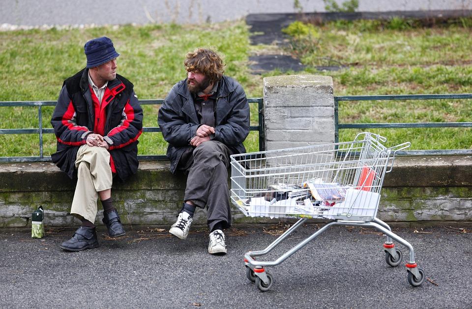 Armut politisch gewollt