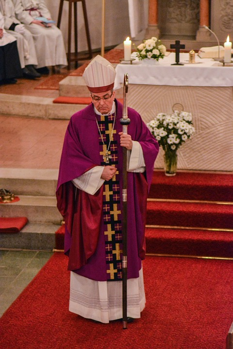 Offener Brief unserer Partei an den Ruhrbischof Franz-Josef Overbeck