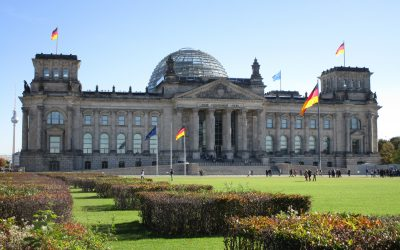 """""""Steeler Jungs"""" an Ausschreitungen am Reichstag beteiligt"""