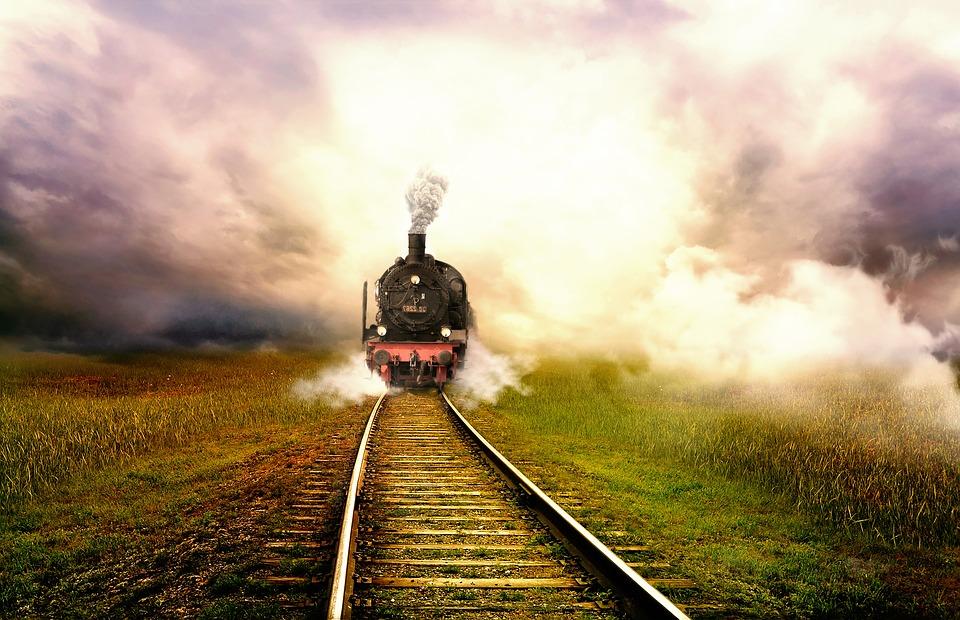 """""""Schulz-Zug"""" steht auf dem Abstellgleis"""