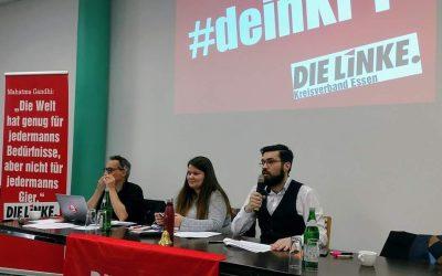 LINKE-Kreisparteitag bietet volles Programm zum Weltfriedenstag