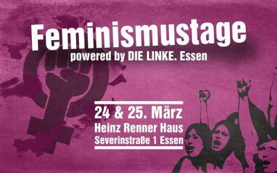 Erste Essener Feminismustage