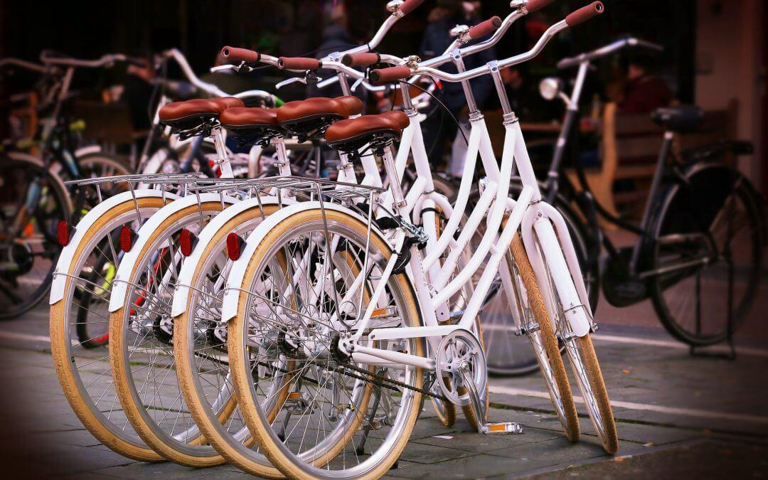 Fahrradhäuschen in Essen – gut gedacht …