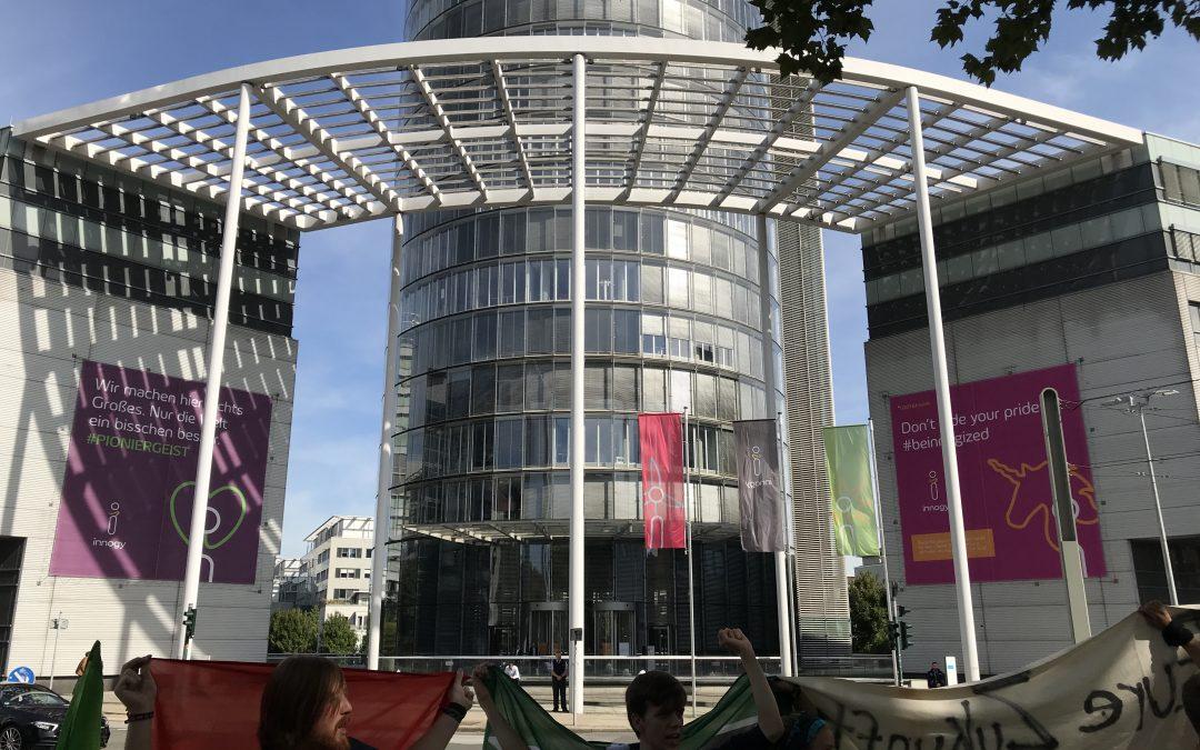 RWE: OB Kufen muss Handeln – Mahnwache für toten Journalisten
