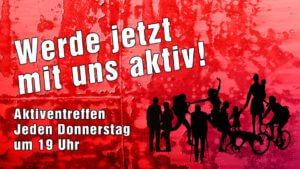 Aktiventreffen @ Heinz-Renner-Haus   Essen   Nordrhein-Westfalen   Deutschland