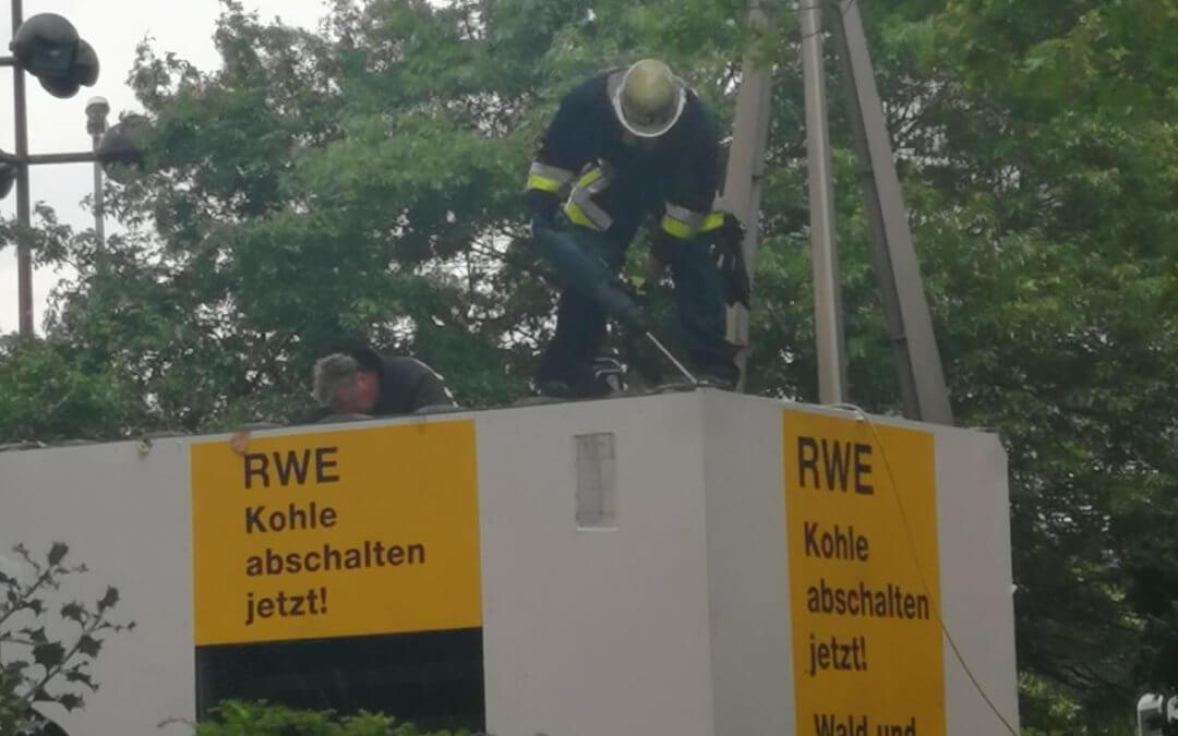 RWE raus aus der Kohle