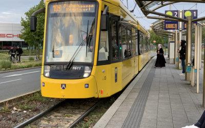 Am Wochenende kostenlos mit Bus und Bahn