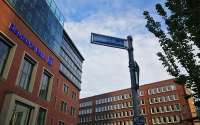 Mahareroplatz statt Bismarckplatz: Das kann gerne so bleiben!