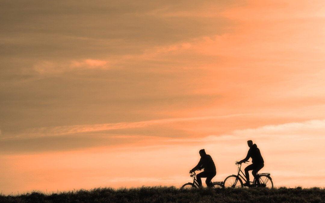 Fahrradtour mit DIE LINKE Oberbürgermeisterkandidat & weitere linke Kandidierenden
