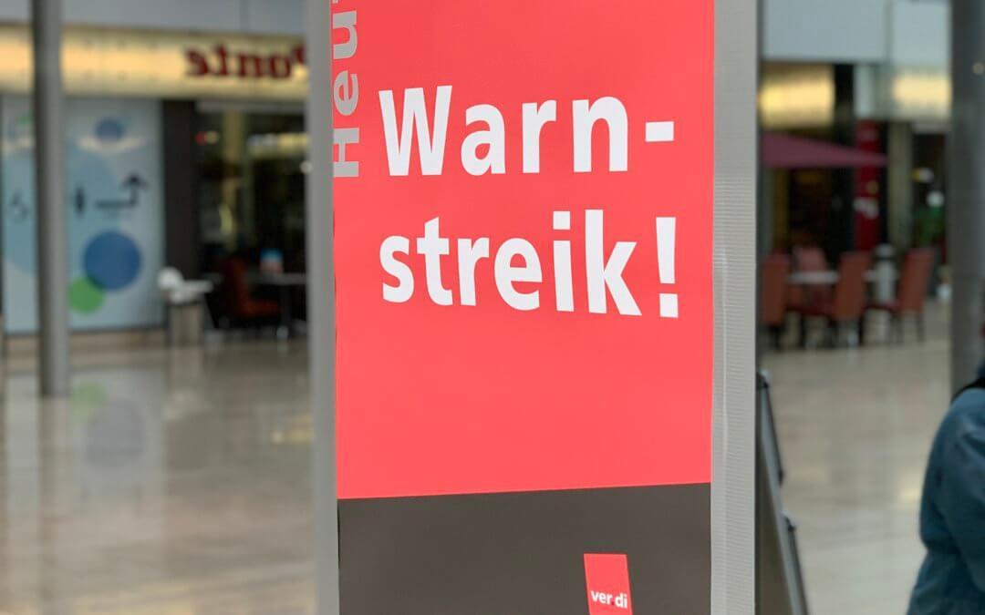 Solidarität mit allen Kolleg:innen der Ruhrbahn!