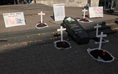 Antikriegstag: In Essen wird Krieg geplant