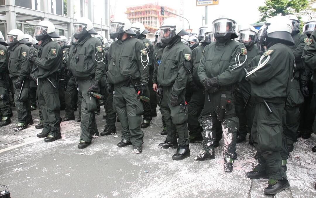 Rechte Whatsappgruppe bei der Polizei Essen aufgeflogen