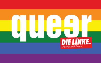 Ruhr-CSD: Linke Essen feiert und protestiert wieder mit