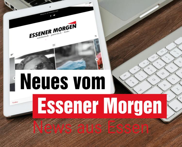 Der Essener Morgen - dein Nachrichtenportal!