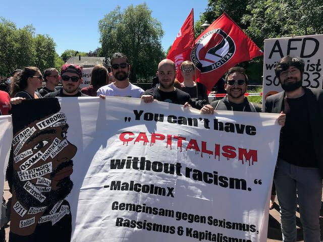 Auch in Essen: Heraus zum internationalen Tag gegen Rassismus