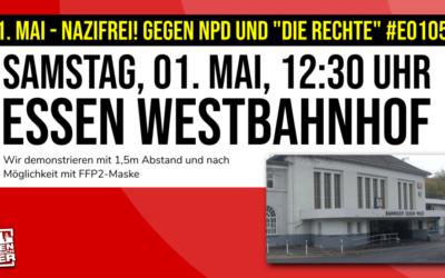 01. Mai Nazifrei – gegen die Rechte und NPD!